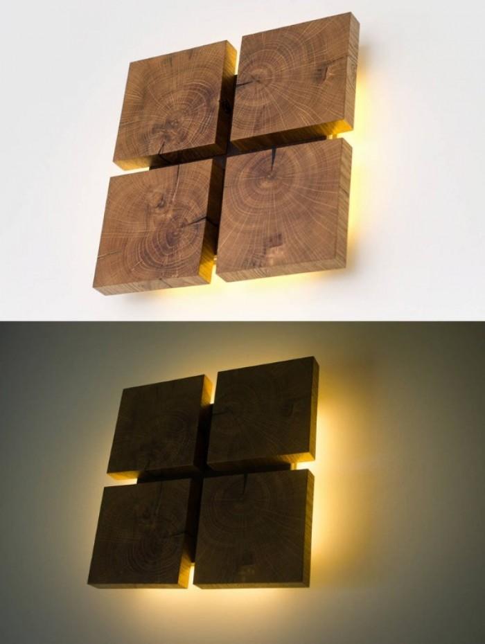 đèn gỗ áp tường37