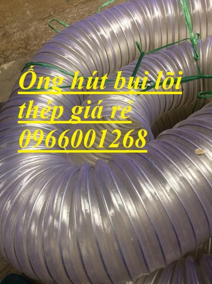 Phân phối ống nhựa lõi thép hút bụi phi 76,phi 100,phi 125,phi 150,phi 2003