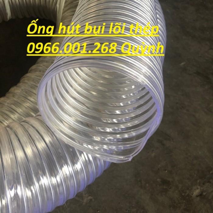 Phân phối ống nhựa lõi thép hút bụi phi 76,phi 100,phi 125,phi 150,phi 2005