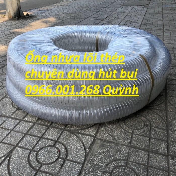 Phân phối ống nhựa lõi thép hút bụi phi 76,phi 100,phi 125,phi 150,phi 2002