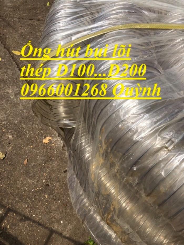 Phân phối ống nhựa lõi thép hút bụi phi 76,phi 100,phi 125,phi 150,phi 2009