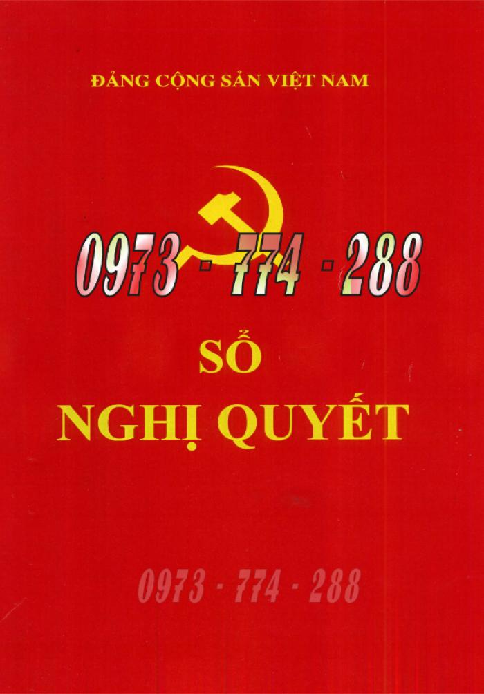Quyển lý lịch của người xin vào Đảng - Lý lịch Đảng viên24