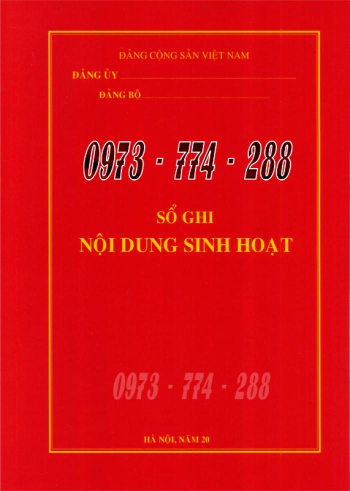 Quyển lý lịch của người xin vào Đảng - Lý lịch Đảng viên29