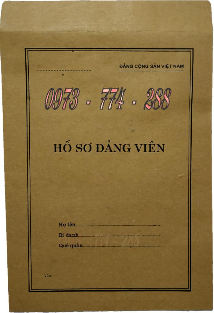 Lý lịch của người xin vào đảng mẫu 2-KNĐ- Lý lịch đảng viên mẫu 1-HSĐV27