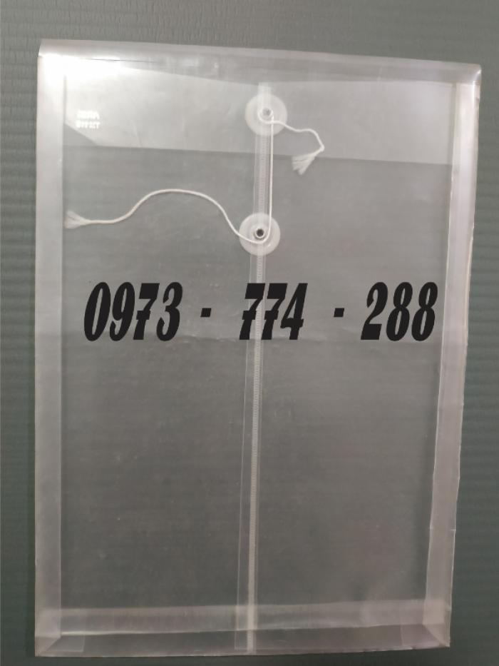 Túi hồ sơ công chức viên chức mẫu B0125