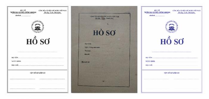 Bì hồ sơ viên chức theo Thông tư 07/2019/TT-BNV ngày 01/06/2019 của Bộ Nội vụ.26