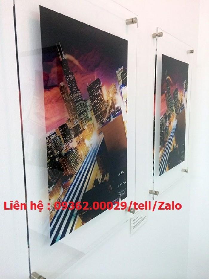 Sản xuất lắp đặt tai nhà khung treo tranh ảnh , poster19