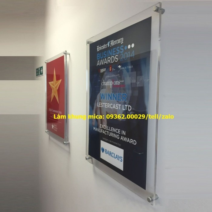 Sản xuất lắp đặt tai nhà khung treo tranh ảnh , poster16