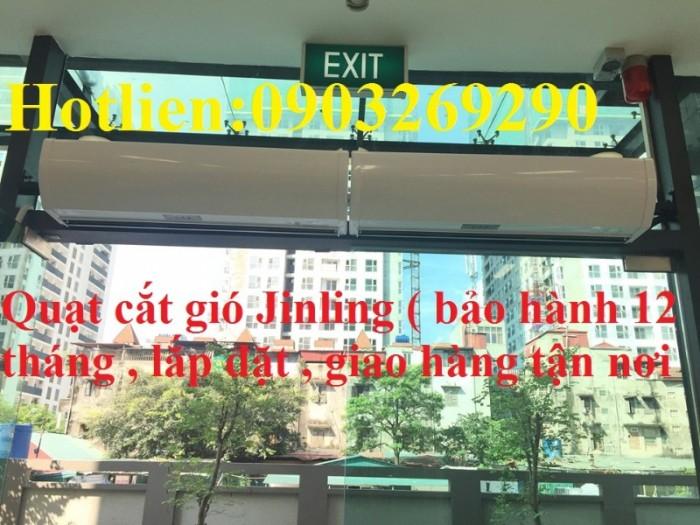 Phân phối quạt cắt gió Jinling FM-1209K-2 ( giá ưu đãi , miễn phí vận chuyển0