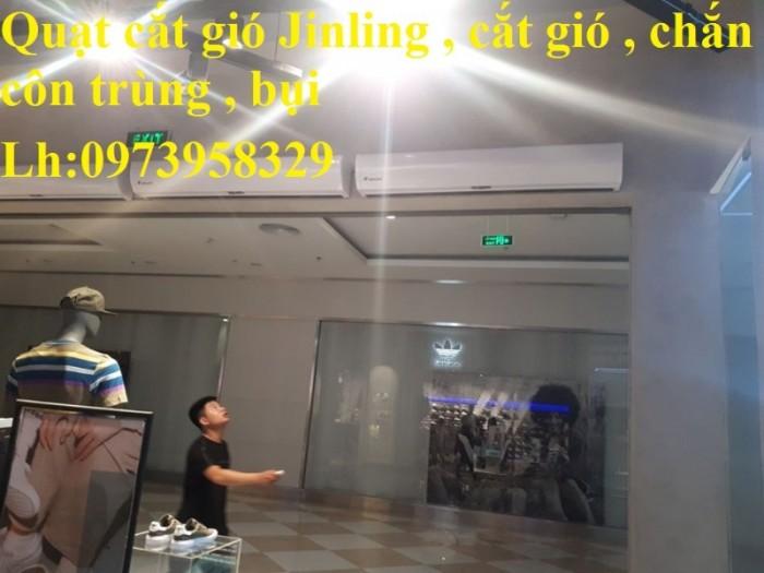 Phân phối quạt cắt gió Jinling FM-1209K-2 ( giá ưu đãi , miễn phí vận chuyển20