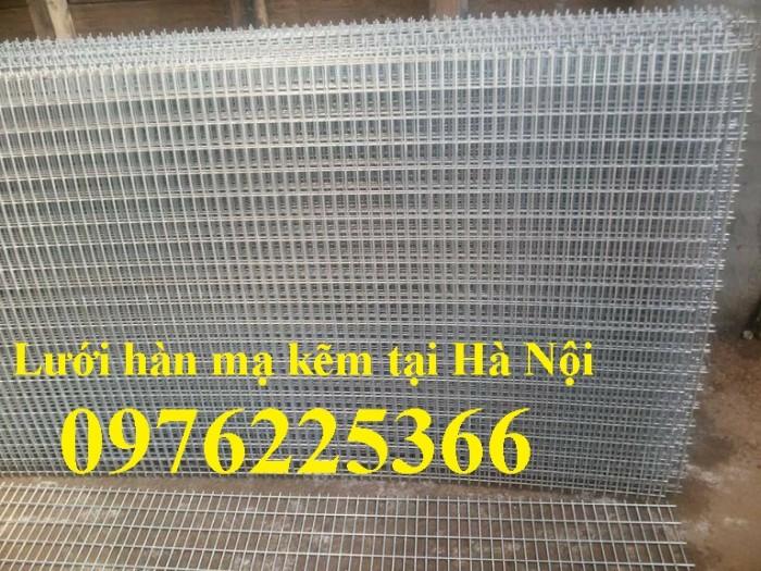 Lưới thép hàn mạ kẽm D2, D3, D4 giá tốt tại Hà Nội7