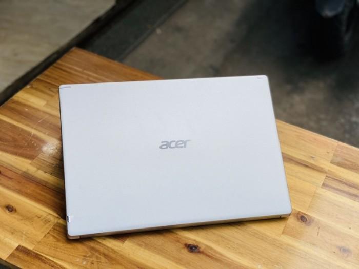 Laptop Acer Aspire A315-54-59kt, i5 8265U SSD250 Full HD Viền Mỏng Full Box N4