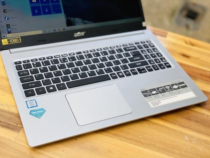 Laptop Acer Aspire A315-54-59kt, i5 8265U SSD250 Full HD Viền Mỏng Full Box N1