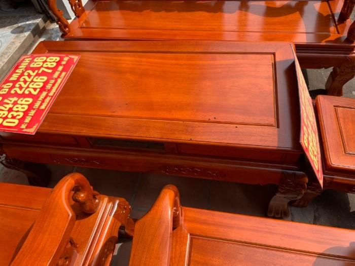 Bộ bàn ghế giả cổ minh quốc đào gỗ gụ7