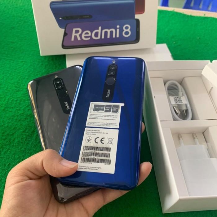 Redmi 8 Full box zin keng, pin siêu lâu 5.000mah0