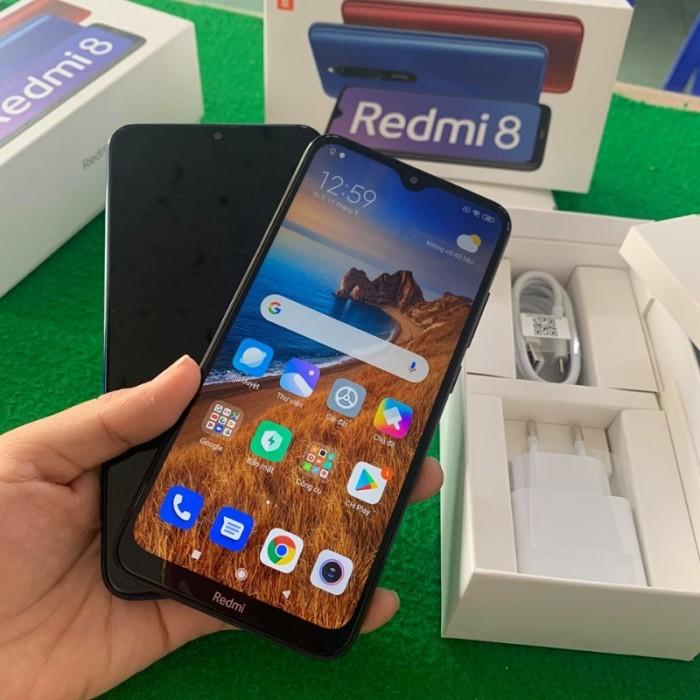 Redmi 8 Full box zin keng, pin siêu lâu 5.000mah2