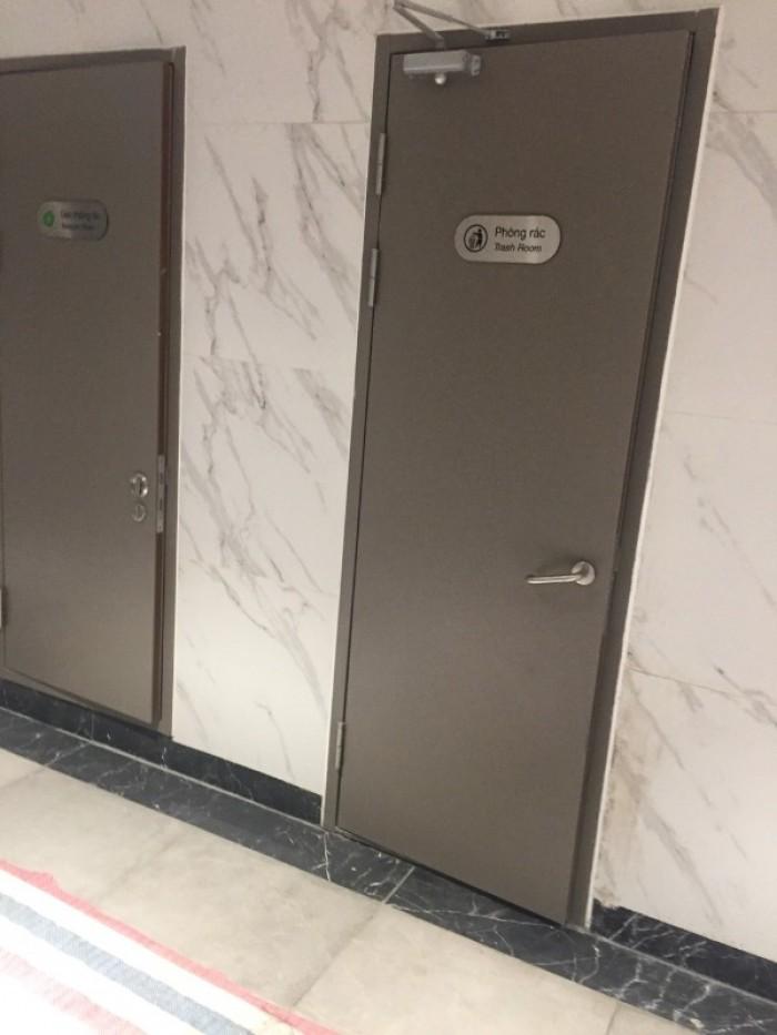 cửa thép chống cháy phòng kĩ thuật điện tại ninh thuận1