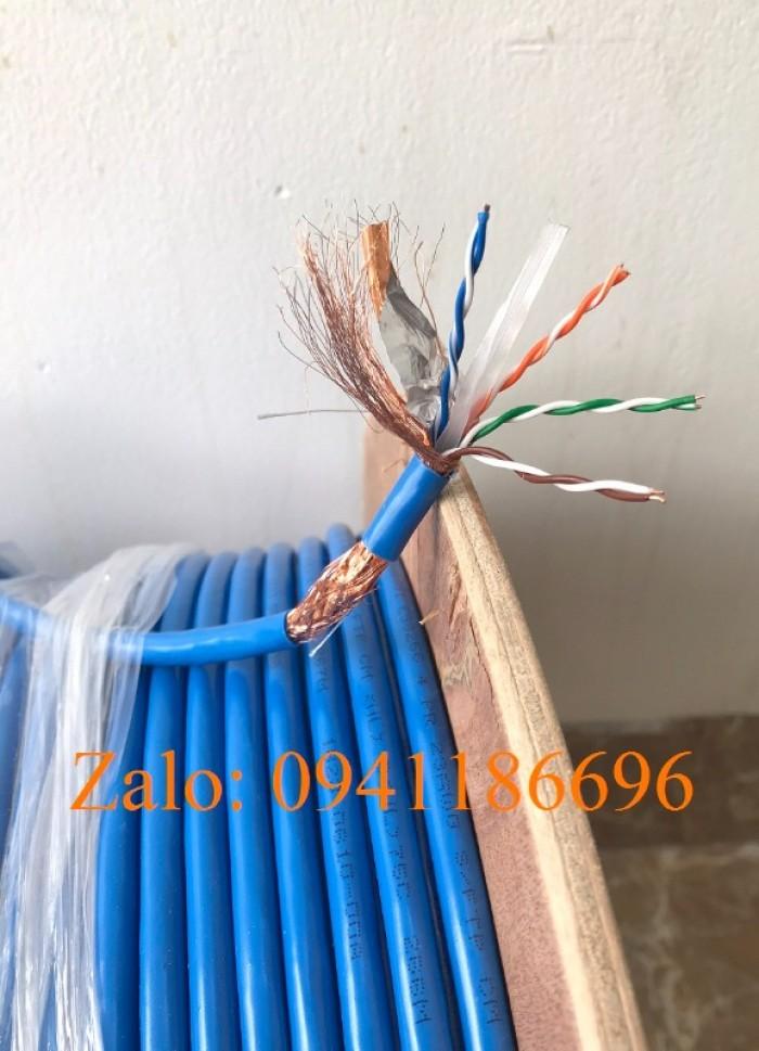 Cáp mạng Cat7 S/FTP hãng Te-krone7