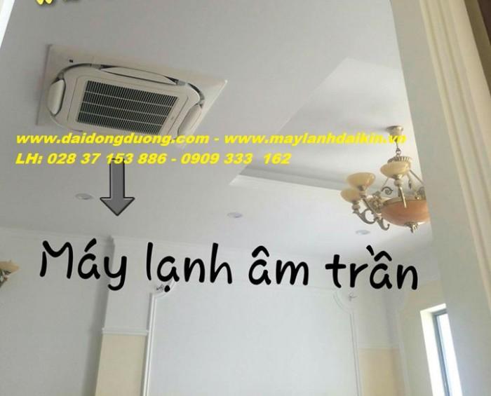 Máy Lạnh Âm Trần Daikin FCF140CVM/RZF140CVM0