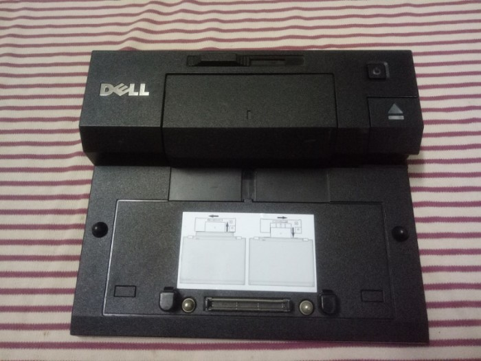 Docking Dell Pro3x dùng cho laptop Dell Latitude - Preicision7
