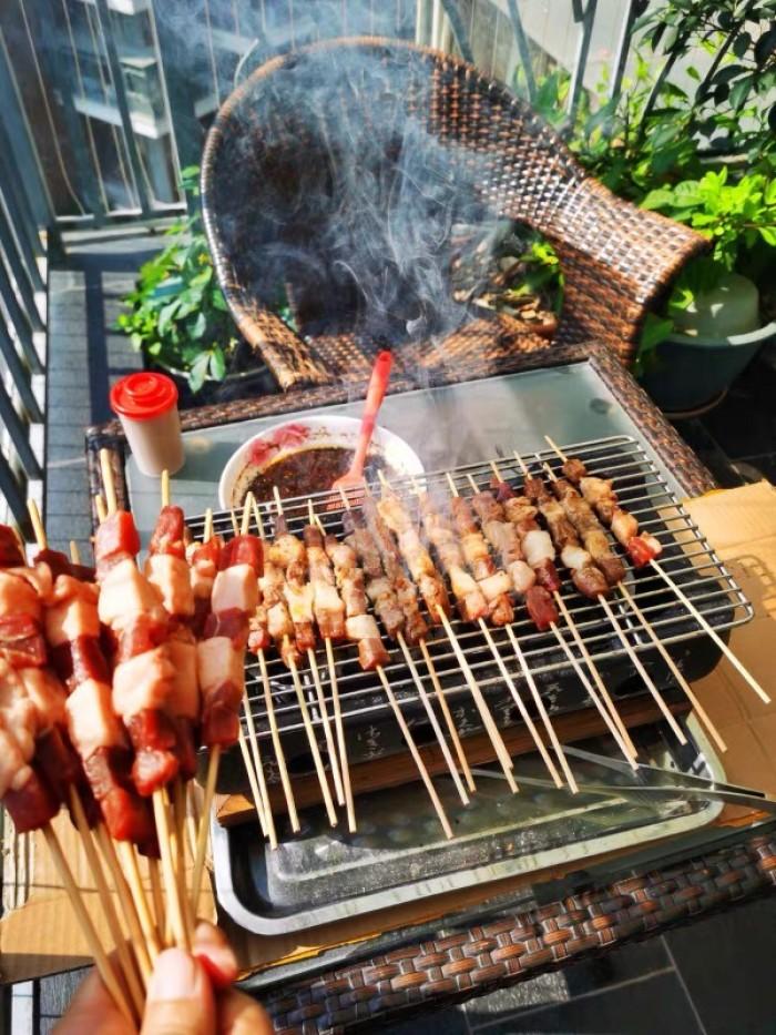Bán chuyên Bếp nướng than, cồn tại bàn Nhật Bản13