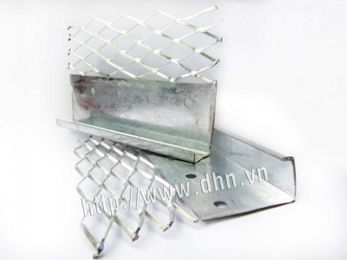 Metal Stop Bead - Nẹp kim loại cho tô trát - Nẹp kết thúc tường bằng thép.0