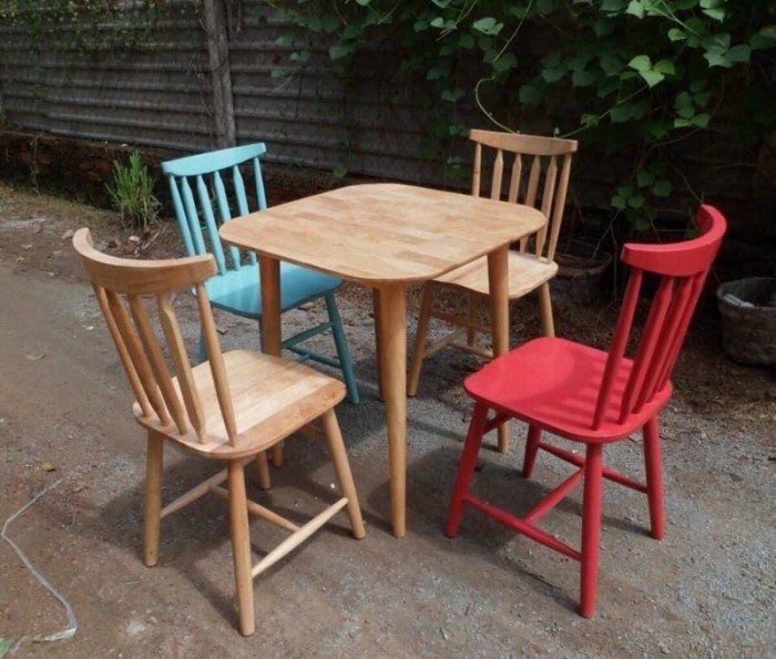Những mẫu bàn ghế đẹp được khách ưa chuộng giá hạt giẻ..1