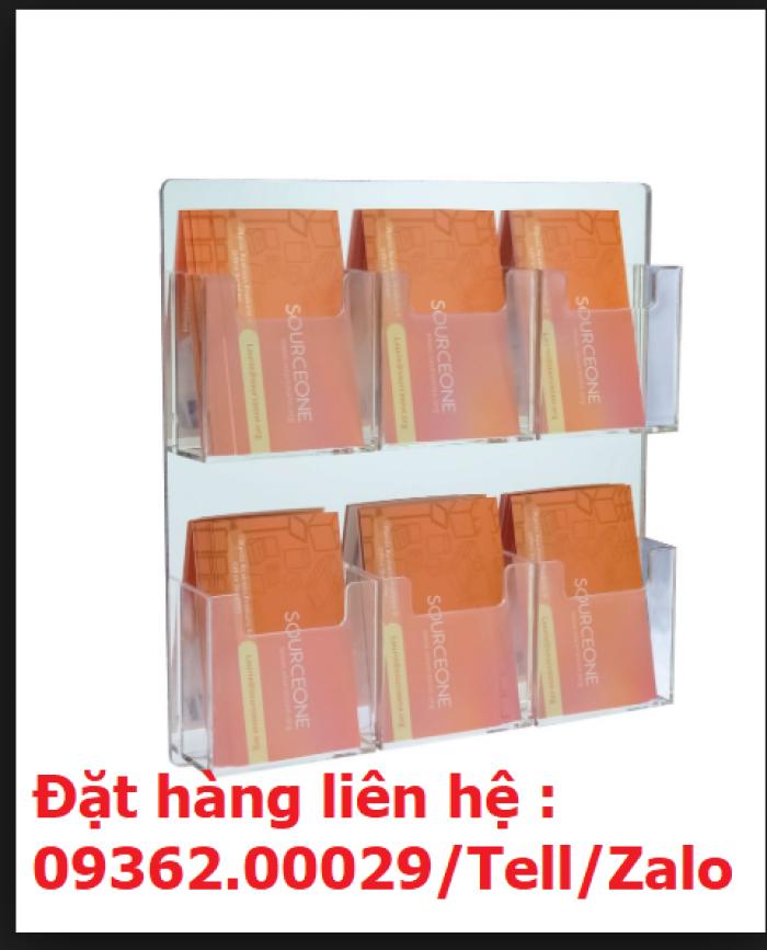 Sản phẩm kệ checklist treo tường, hộp mica giá rẻ8