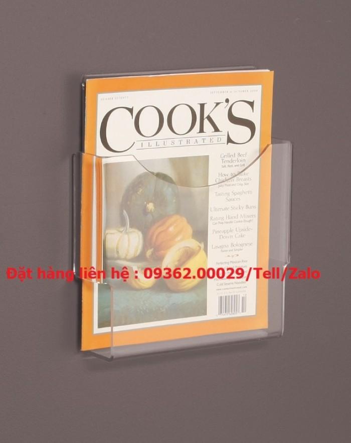 Sản phẩm kệ checklist treo tường, hộp mica giá rẻ18