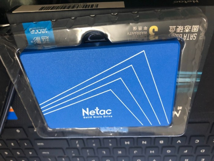 Bán lẻ ổ cứng SSD Netac giá thợ chỉ 430k 09750458860