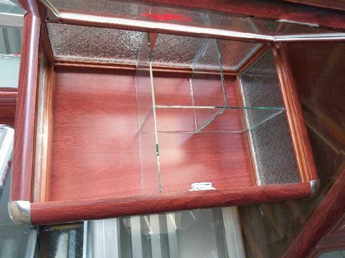 Tủ nhôm kính loại tủ y tế2