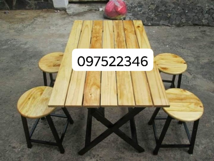 Xưởng Nội Thất Quang Đại  - 0975223346- 0932990092 Chuyên cung cấp bàn ghế, ô dù mở quán cafe5