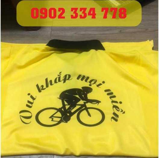 Chuyên may áo thun cho clb xe đạp