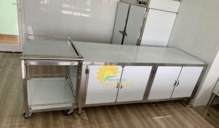 Cung cấp thiết bị nhà bếp cho trường mầm non, nhà hàng, khách sạn giá TỐT5