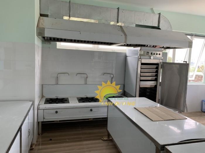 Cung cấp thiết bị nhà bếp cho trường mầm non, nhà hàng, khách sạn giá TỐT10