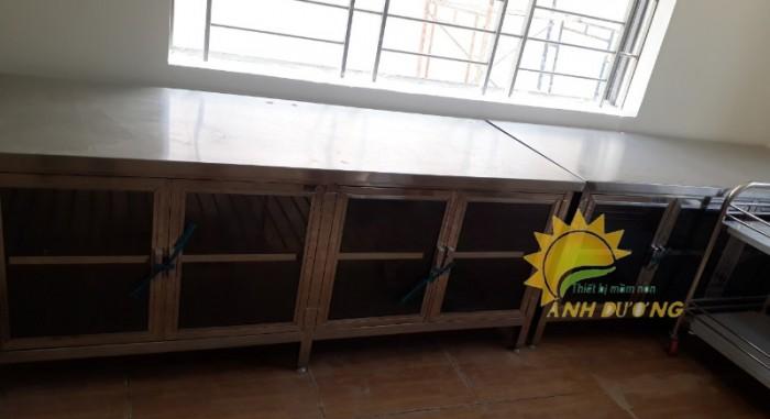 Cung cấp thiết bị nhà bếp cho trường mầm non, nhà hàng, khách sạn giá TỐT4