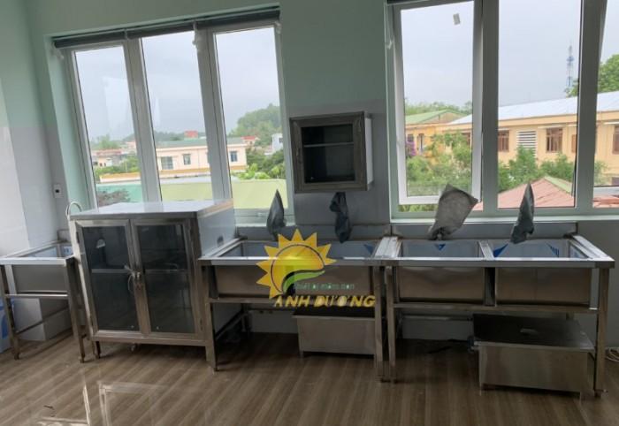 Cung cấp thiết bị nhà bếp cho trường mầm non, nhà hàng, khách sạn giá TỐT13