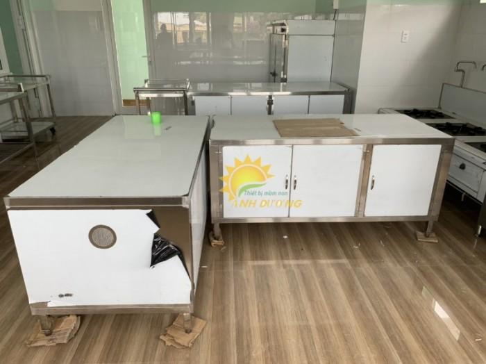 Cung cấp thiết bị nhà bếp cho trường mầm non, nhà hàng, khách sạn giá TỐT18