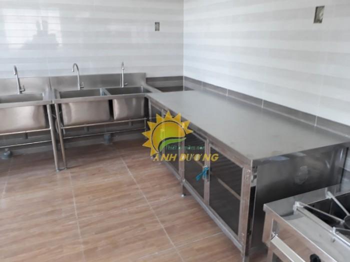 Cung cấp thiết bị nhà bếp cho trường mầm non, nhà hàng, khách sạn giá TỐT28