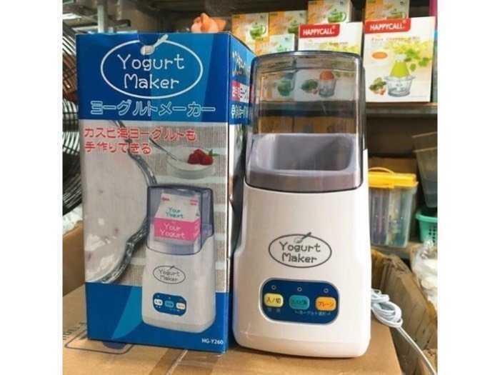 Máy làm sữa chua yogurt maker xuất nhật