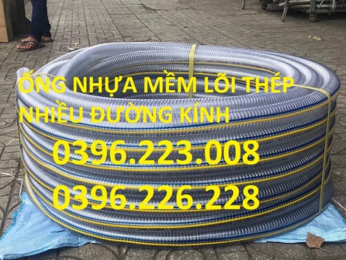 Ống nhựa mềm lõi thép UNIGAWA phi 120 giao hàng toàn quốc5