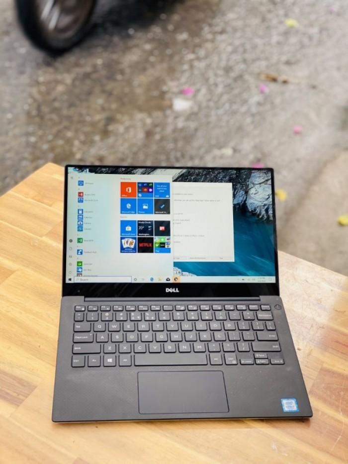 Laptop Dell XPS 13 9360, I7 7500U 8G SSD256 QHD 3K TOUCH Đẹp Zin 100% Giá rẻ2