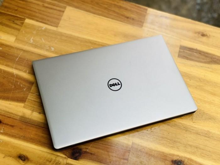 Laptop Dell XPS 13 9360, I7 7500U 8G SSD256 QHD 3K TOUCH Đẹp Zin 100% Giá rẻ3