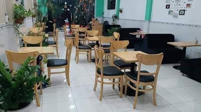 Bộ bàn ghế cafe giá tốt tại xưởng sản xuất..6