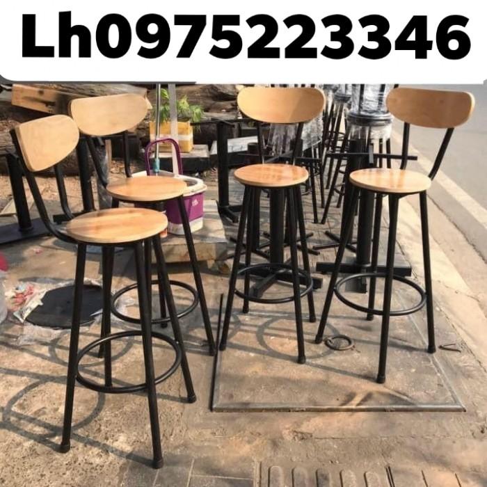 Bộ bàn ghế cafe giá tốt tại xưởng sản xuất..7