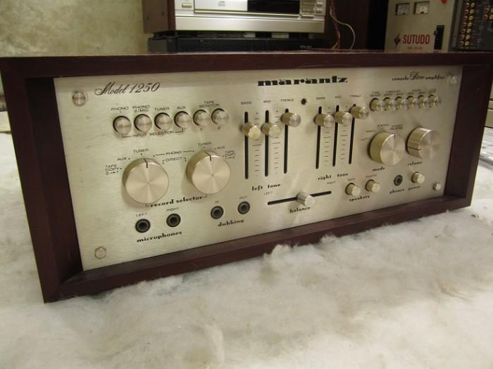 AMPLI MARANTZ 12502