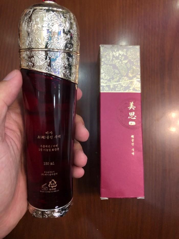 Nước hoa hồng Missha Cho Gong Jin xách tay Hàn Quốc1