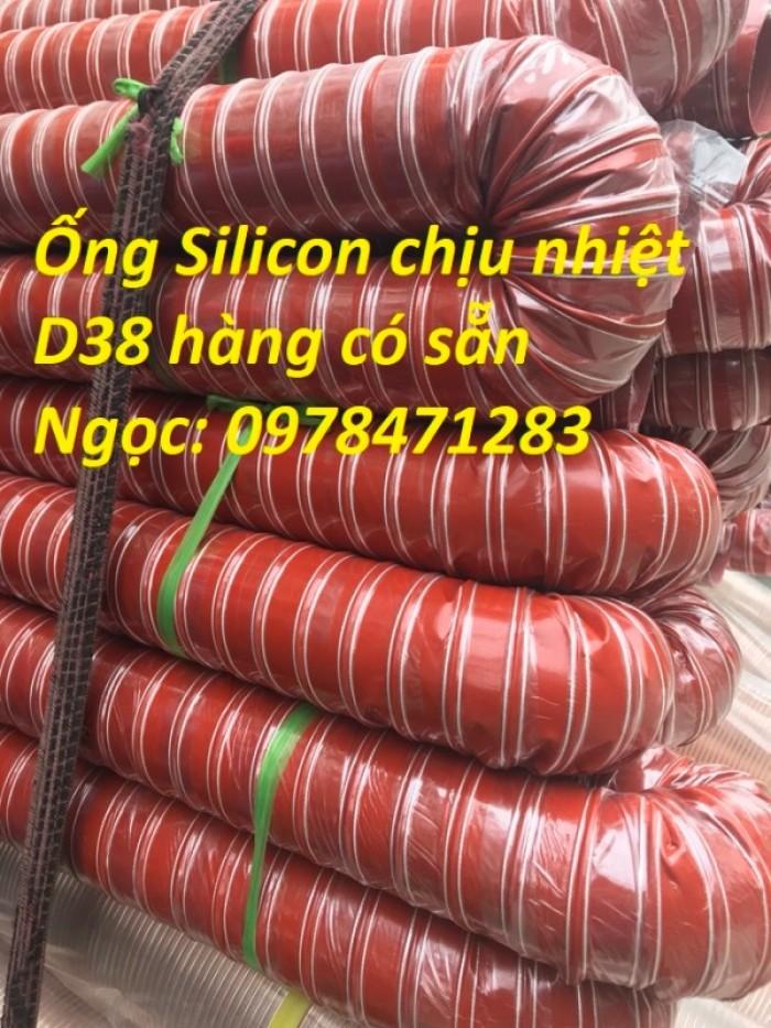 Ống silicon chịu nhiệt phi 51, phi 63, phi 76, phi 90, phi 100 dẫn khí nóng4