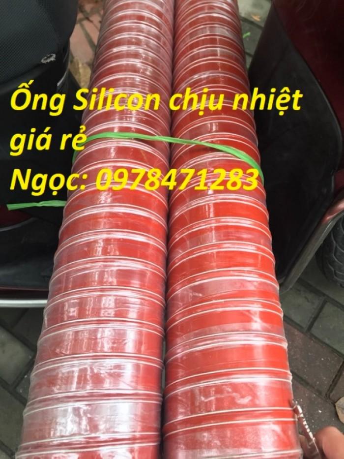 Ống silicon chịu nhiệt phi 51, phi 63, phi 76, phi 90, phi 100 dẫn khí nóng2