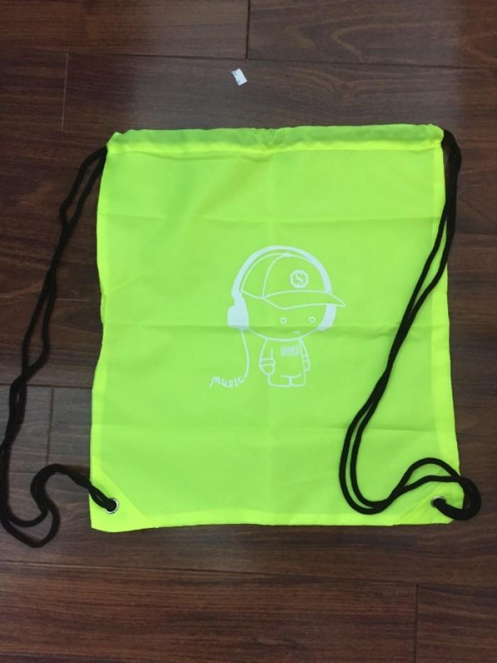 Túi dây rút in logo quảng cáo15